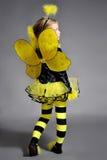 Little Girl In Studio Royalty Free Stock Photo