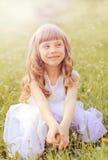 Little girl. Royalty Free Stock Image