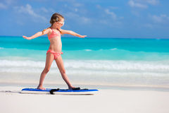 Free Little Girl On Vacation Royalty Free Stock Photos - 37654778