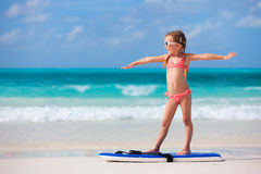 Free Little Girl On Vacation Stock Photo - 39950310