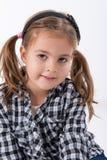Portrait of little girl Stock Image