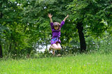 A little girl Royalty Free Stock Photography