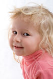 Little girl portrait Royalty Free Stock Photos