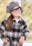 Little girl. Portrait of a little girl Stock Photo