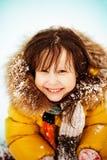 Little girl. Stock Photos