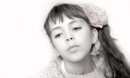 Little girl posing Royalty Free Stock Photo