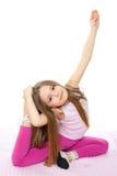 Little girl posing Stock Photo