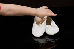 Little girl's dream Stock Photography