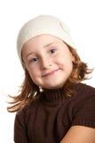 Little girl smiling Stock Photos