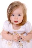 Little Girl Smiling At Camera Royalty Free Stock Images