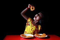 Little girl & Testy Jalebi, a Happy Indian Dessert Story