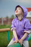 Little girle Stock Image