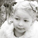 Little girls Royalty Free Stock Photo