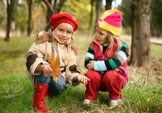 Little girls Royalty Free Stock Photos