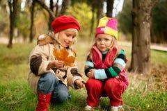 Little girls Stock Photo