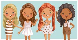 Little Girls Long Hair