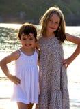 Little girls portrait Stock Photos