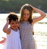Little girls portrait Stock Photo