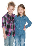 Little girls Stock Photos