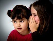 Little girls portrait Stock Image