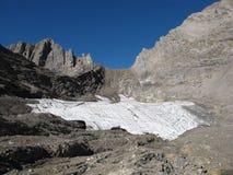Little glacier Stock Images
