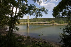 """Little Golden Gate van Ozarks ? stock foto"