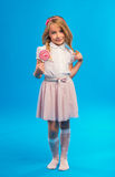 Little good girl Stock Photography