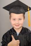 Little graduate Stock Photo