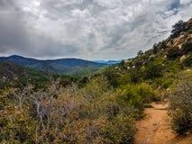 Little Granite Mountain Trail   37 Granite  Mountain Wilderness  and Recreational Area Stock Photos