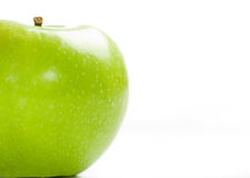 Little Green Apples Stock Photography