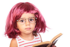 Little gril Royalty Free Stock Photos