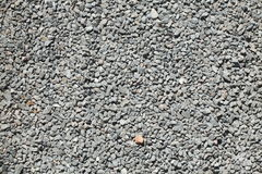 Little grit stones. On a  grit way Royalty Free Stock Photos
