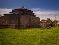 Little Hagia Sophia royaltyfria bilder