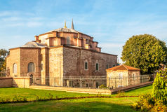 Little Hagia Sophia. (formerly the Church of the Saints Sergius and Bacchus Stock Photo