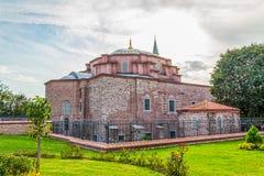 Little Hagia Sophia, Istanbul Royalty Free Stock Photography