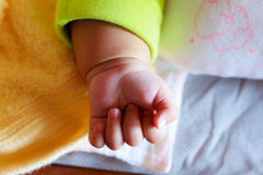Little hand Royalty Free Stock Photography
