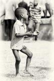Little happy Ghanaian boy Stock Photography
