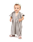 Little happy muslim baby Royalty Free Stock Photography
