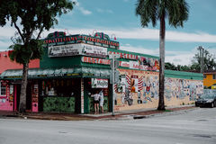 Little Havana Royalty Free Stock Images