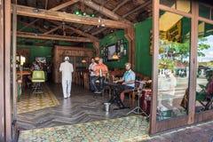 Little Havana Miami Royalty Free Stock Photo