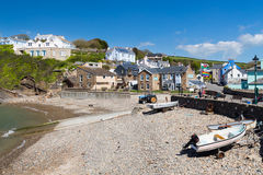Little Haven Wales Royalty Free Stock Photography