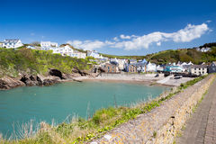Little Haven Wales Stock Photography