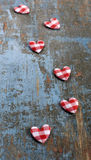 Little hearts Royalty Free Stock Image