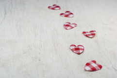 Little hearts Royalty Free Stock Photo