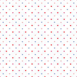 Little hearts pattern Royalty Free Stock Photography