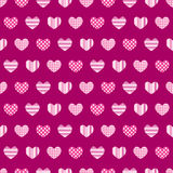 Little hearts Stock Image