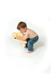 Little Helper stock image