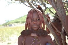 Little himba boy Royalty Free Stock Photography