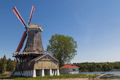 A Little Holland in Canada Royalty Free Stock Photos