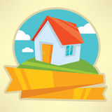 Little home Stock Image